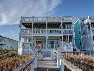 New Listing Exclusive Ocean Front Condominium, direct beach access.