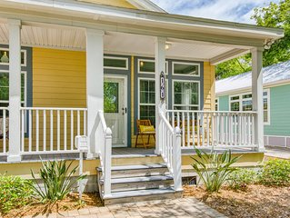 Charming Cottage In St. Augustine Historic District