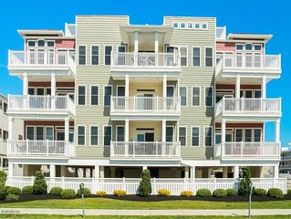 Beautiful Condo Just Steps From Water With Full Beach Views