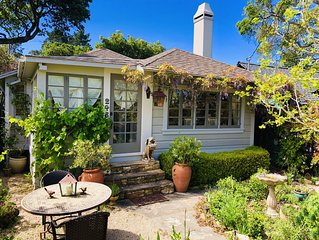 Cozy Pacific Grove Cottage - Walking Distance To Everything 0170