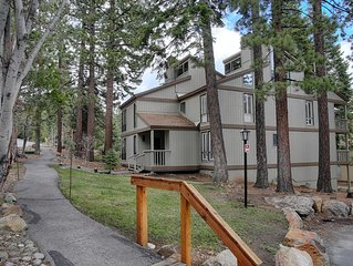 A Get-Away for All Seasons in North Lake Tahoe