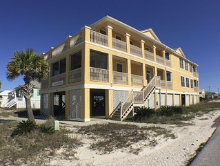 Beach Castle - 9BR Gulfside Home with Incredible Views! Perfect for Families!