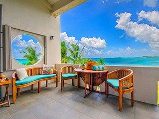 Tranquilitas - Beachfront at Club St Croix - WINTER SPECIAL-  $225.00 per night