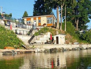 Luxury Oceanfront Cottage