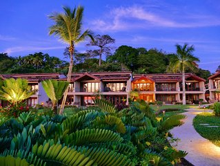 All the Comforts, Services and Perks of a 5-Star Resort, the Privacy of a Home