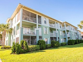 Beachside Condo - Family Friendly & just a short block away from the ocean.