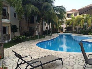 Punta Cana Beautiful 2 bedroom 2 bath -Rosa Hermosa