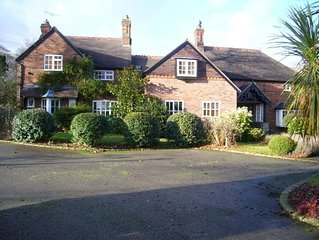 Luxury 5 Bed Country House in Nantwich, Cheshire