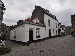 Artistieke studio in het Jekerkwartier in hartje Maastricht