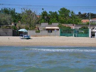 casa in riva al mare con accesso privato disponibile dal 1 Aprile