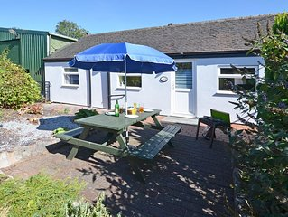 Family friendly cottages with play barn for all ages, laundry room