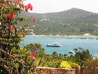 villa de standing, vue mer pres de la plage, situation privilegiee, tres calme