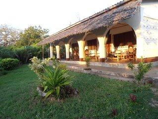 vacances écologiques avec piscine privée, cuisinier,Bien être et Beauté programm