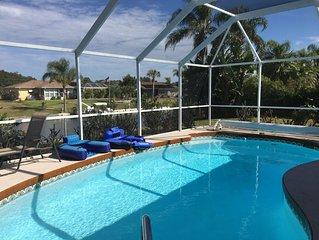 Private Pool Home - Rotonda West Florida! January 2019 Available!