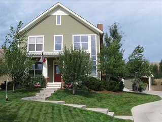 Beautiful & Spacious 5bdrm/3.5Bath Home in Eagle, CO (Vail Valley)