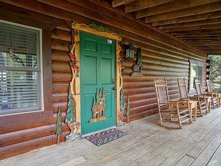 Cricket Lane ( 4 Bedroom cabin )