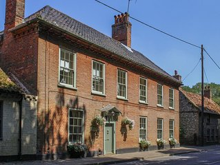Holland House is a very special Grade II listed house