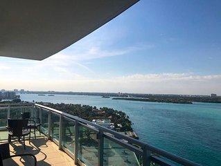Waterfront 2 Bedroom at Luxury Condo Hotel