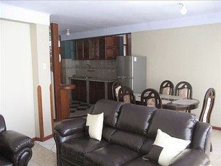 Impeccable apartment, 1.2 mi. from center of town