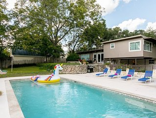 My Happy Place   Pool   1 Block from Main St.