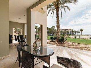 Beautiful ground floor condo at Paraiso del Mar