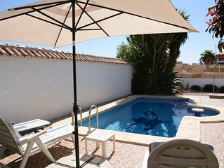 Detached Villa With Private Pool (Not heated)
