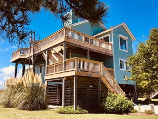 Home away from home comfort with the classic charm of the Outer Banks