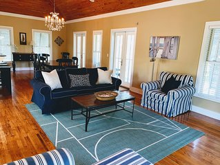 Charming 30A cottage with beautiful beach and steps to the pool! See Off30A!