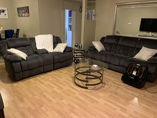 Suite Home Sacramento w/ Upgraded King Size Bed.