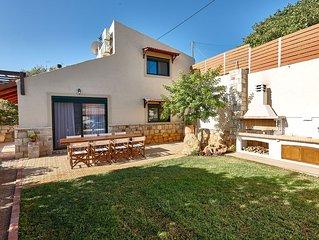 Thallos Villa - new villa 500m from the beach