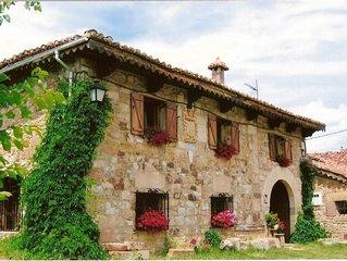 Casa rural (alquiler integro) Los Hidalgos de San Mames para 6 personas