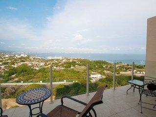 Beautiful breathtaking views, to the biggest marina and all Banderas Bay