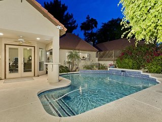 WINTER SPECIAL Azur Dream Stunning 3 BR Home/ PVT Resort Style Pool/ Tempe