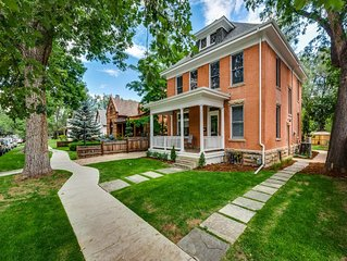 Luxurious Historic Remodel! Perfect 4 CSU parents, wedding guests* ❤️of Old Town
