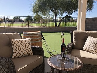 Beautiful 4 Bedroom Desert Home With Heated Pool/Spa Access at Johnson Ranch