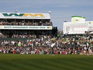 Walk to Phoenix Open 2021 PGA Tour Golf $250 /nite Luxury Resort Villa w/Kitch