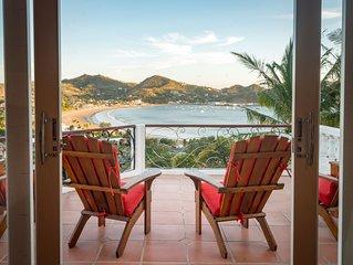 Villa Il Velo- Glamorous Old World Charm 4bdrm, 4bath home private, pool, views
