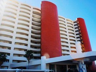 Playa Blanca Condo 1307, The Best One Bedroom in this Modern Resort!