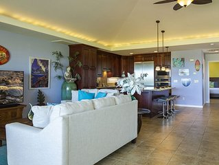 Savor The Best - Beautifully decorated with Golf Course And Ocean Views