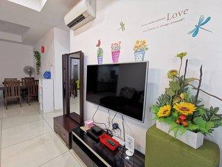HomeStay in Johor- KSL Lovely House