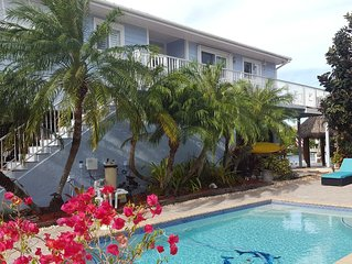 Welcome To The Best Catch In Key Largo On The Water and Private Pool