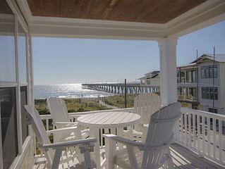 Oceanfront Duplex with Incredible Views!