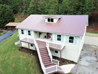 Peaceful, Country House close to Great Smoky Mountains