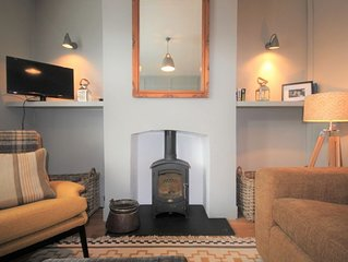 A delightful two bedroom cottage a minute from the sea!