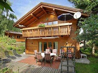 Chalet Villa Rosa im Hotelgarten - Gartenhotel Rosenhof - Das Paradies bei Kitzb