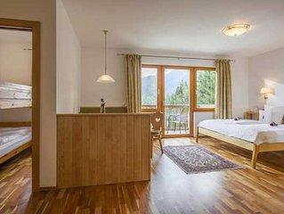 Apartment Superior - Gartenhotel Rosenhof - Das Paradies bei Kitzbühel