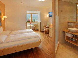 Doppelzimmer mit Loggia oder Waldseite mit Balkon - Gartenhotel Rosenhof - Das P