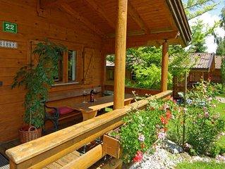 Apartment oder Ferienhaus bis 6 Personen - Gartenhotel Rosenhof - Das Paradies b