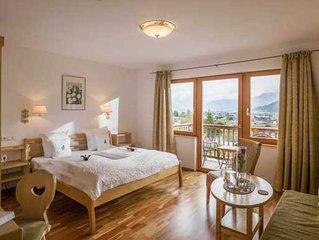 Doppelzimmer Superior - Gartenhotel Rosenhof - Das Paradies bei Kitzbühel