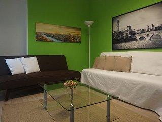 Verona, appartamento Argonne - family apartment - a due passi da piazza Erbe
